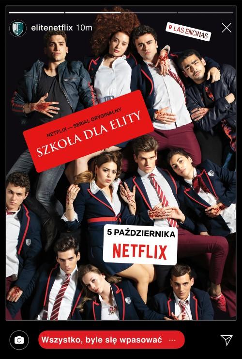 Szkoła dla elity: Season 3